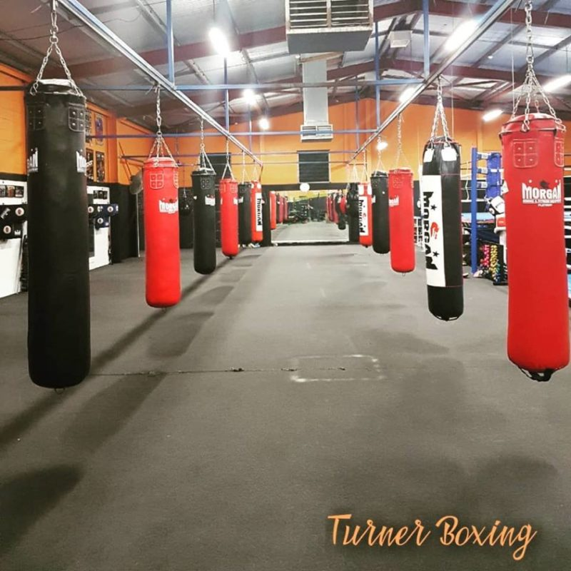Team Turner Boxing Gym