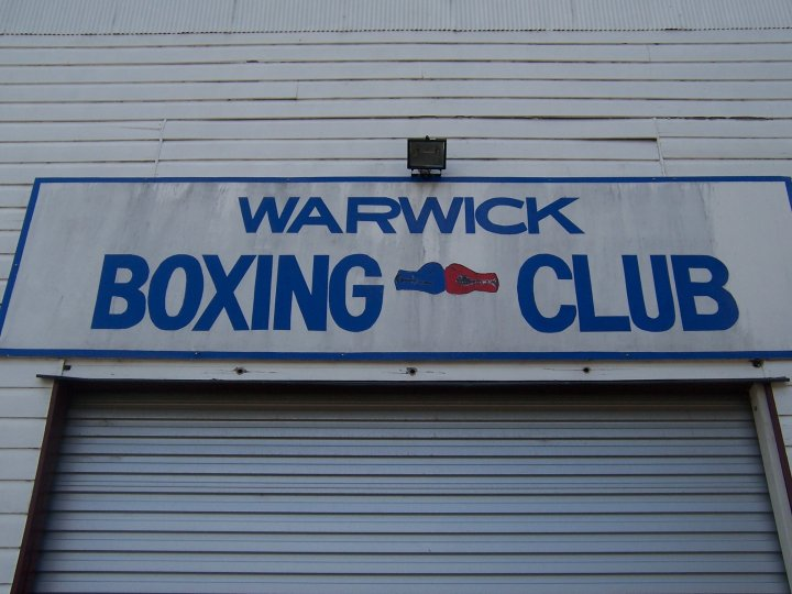 Warwick Boxing Club