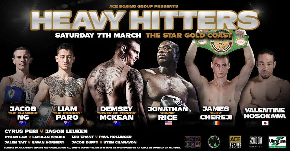 Heavy Hitters 7 March